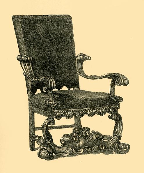 Armchair「Walnut Wood Armchair」:写真・画像(4)[壁紙.com]