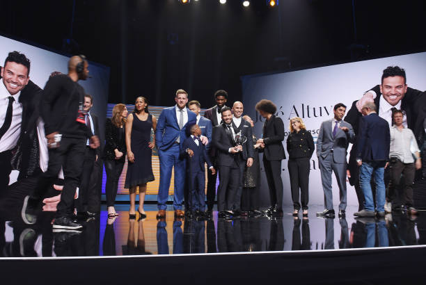 Maya Moore「SPORTS ILLUSTRATED 2017 Sportsperson of the Year Show」:写真・画像(5)[壁紙.com]