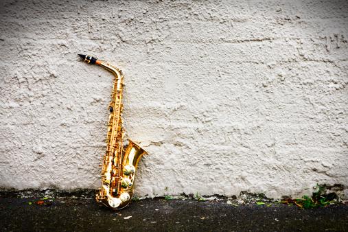 Rock Music「Alto saxophone」:スマホ壁紙(16)