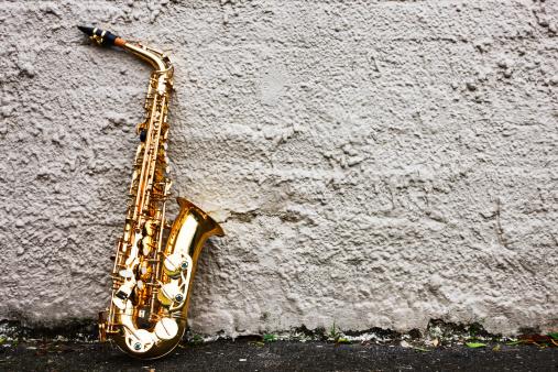 Rock Music「Alto saxophone」:スマホ壁紙(5)