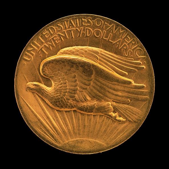 Model - Object「Double Eagle Twenty Dollar Gold Piece [Reverse]」:写真・画像(18)[壁紙.com]