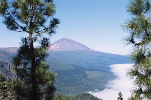 Volcano Islands「Spain, Canary Islands, Tenerife Volcano」:スマホ壁紙(13)