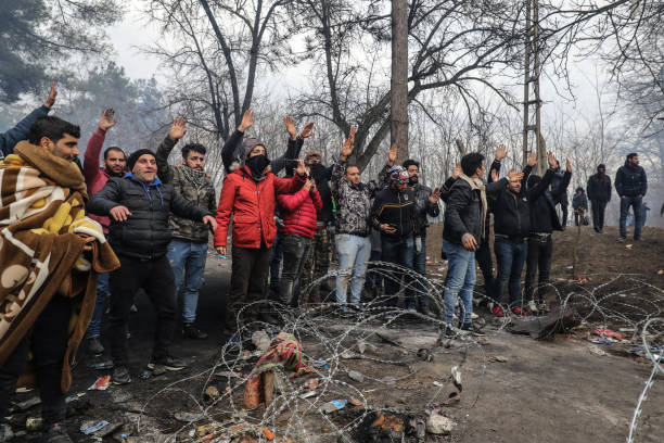 Turkey Says It Won't Stop Refugees From Reaching Europe After Syria Attack:ニュース(壁紙.com)