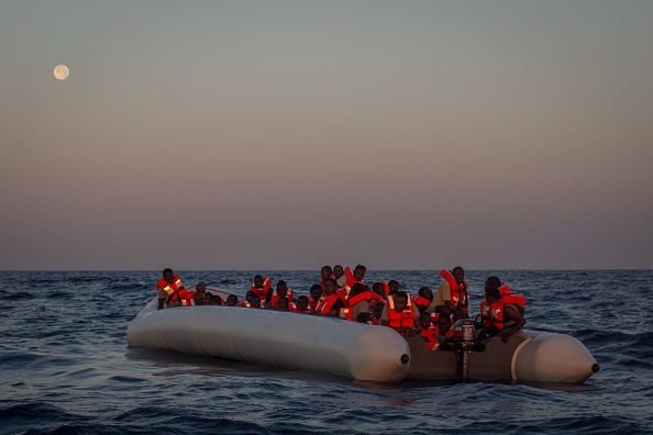 Sicily「MOAS Search For Migrants On The Mediterranean」:写真・画像(6)[壁紙.com]