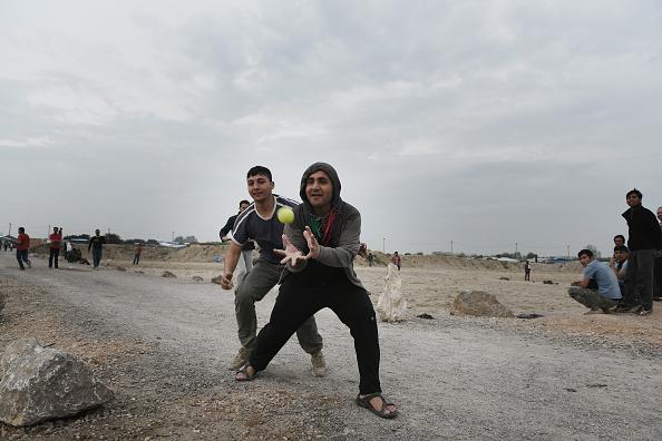 Calais「Life Amongst The Rubble Of The Calais Jungle」:写真・画像(16)[壁紙.com]