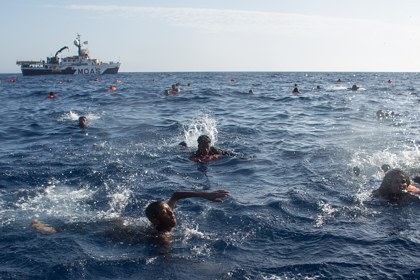 Nautical Vessel「Search And Rescue Enters Peak Season For MOAS Operations」:写真・画像(1)[壁紙.com]