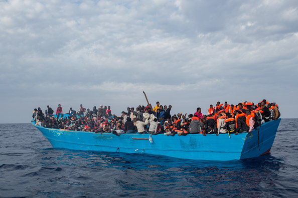 Europe「Search And Rescue Enters Peak Season For MOAS Operations」:写真・画像(1)[壁紙.com]