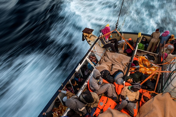 Refugee「Search And Rescue On The Mediterranean With Proactiva Open Arms」:写真・画像(17)[壁紙.com]