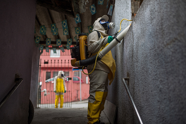 Insecticide「Brazil Faces New Health Epidemic As Mosquito-Borne Zika Virus Spreads Rapidly」:写真・画像(18)[壁紙.com]