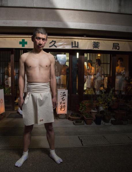 Japan「Saidaiji Temple Naked Festival Takes Place」:写真・画像(10)[壁紙.com]