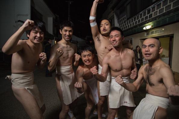 Japan「Saidaiji Temple Naked Festival Takes Place」:写真・画像(8)[壁紙.com]
