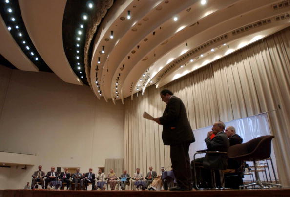 Iraqi Governing council「Iraqi Council Holds Inaugural Session 」:写真・画像(14)[壁紙.com]