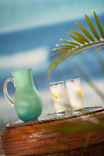 Lemon Soda「Lemonade and pitcher 」:スマホ壁紙(5)
