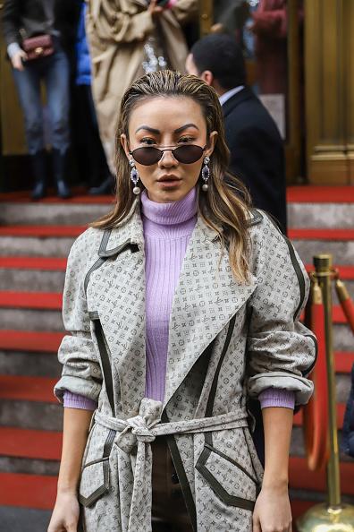 Achim Aaron Harding「Street Style - New York Fashion Week February 2019 - Day 2」:写真・画像(10)[壁紙.com]