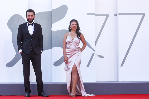 "Formalwear「""Arasinda"" (In Between Dying) Red Carpet - The 77th Venice Film Festival」:写真・画像(2)[壁紙.com]"