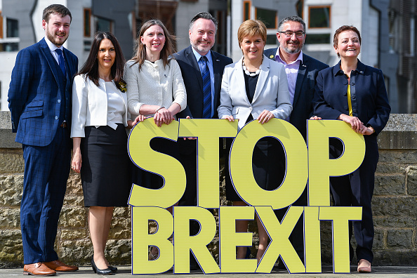 J R Smith「SNP Launch Their European Election Campaign」:写真・画像(2)[壁紙.com]