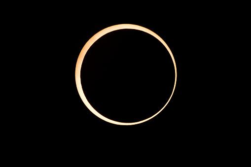Annular Solar Eclipse「Annular Solar Eclipse, Redding, California」:スマホ壁紙(3)