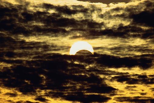 Annular Solar Eclipse「Annular Solar Eclipse」:スマホ壁紙(7)