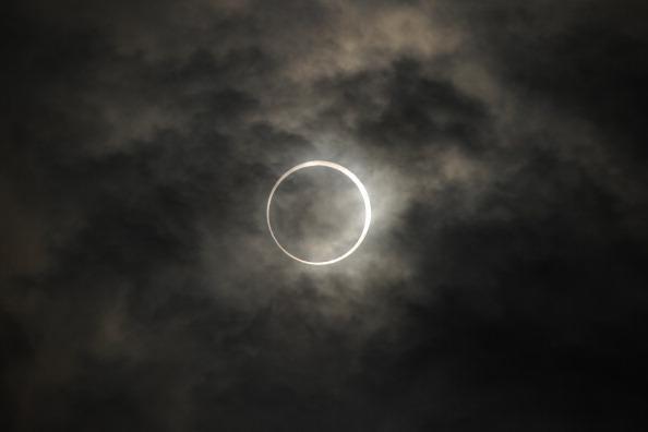 Annular Solar Eclipse「Annular Solar Eclipse Observed In Japan」:写真・画像(12)[壁紙.com]