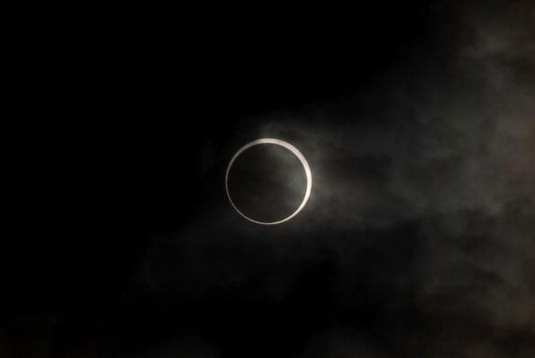Annular Solar Eclipse「Annular Solar Eclipse Observed In Japan」:写真・画像(13)[壁紙.com]