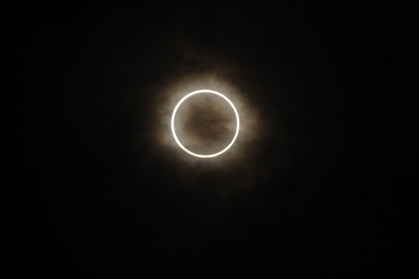 Annular Solar Eclipse「Annular Solar Eclipse Observed In Japan」:写真・画像(0)[壁紙.com]