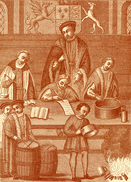 Royal Mint「Trial of Weights and Measures at the Exchequer」:写真・画像(14)[壁紙.com]