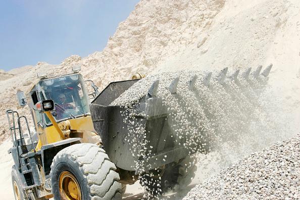 Mine「Aggregate mine Dead Sea, Jordan」:写真・画像(19)[壁紙.com]