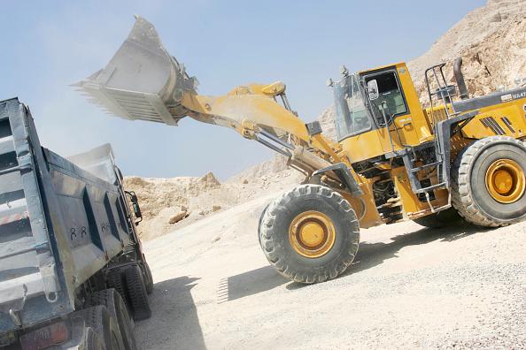 砂「Aggregate mine Dead Sea, Jordan」:写真・画像(15)[壁紙.com]