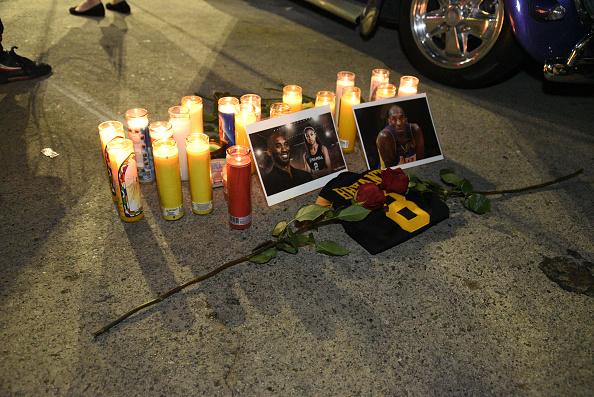 Carefree「Los Angeles Remembers NBA Star Kobe Bryant」:写真・画像(12)[壁紙.com]