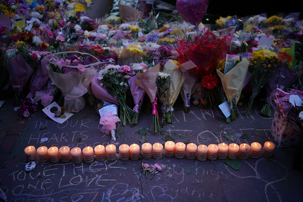 Manchester - England「'Manchester Together - With One Voice' Arena Bombing Tribute Concert」:写真・画像(16)[壁紙.com]