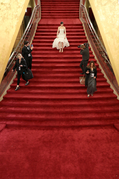 Small Group Of People「89th Annual Academy Awards - Red Carpet」:写真・画像(12)[壁紙.com]
