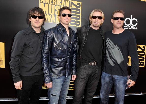 ニッケルバック「2008 American Music Awards - Red Carpet」:写真・画像(13)[壁紙.com]