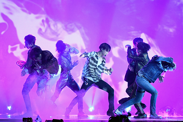 Bangtan Boys「2018 Billboard Music Awards - Show」:写真・画像(16)[壁紙.com]