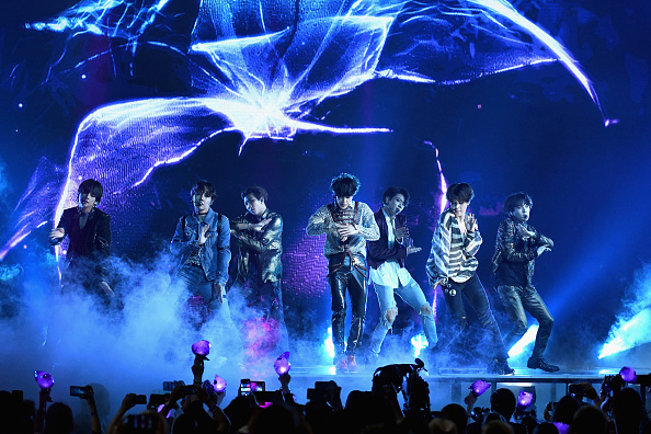 Bangtan Boys「2018 Billboard Music Awards - Show」:写真・画像(12)[壁紙.com]