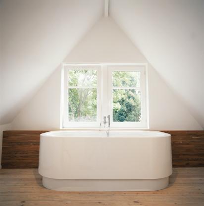 スイセン「Bathtub by window」:スマホ壁紙(7)