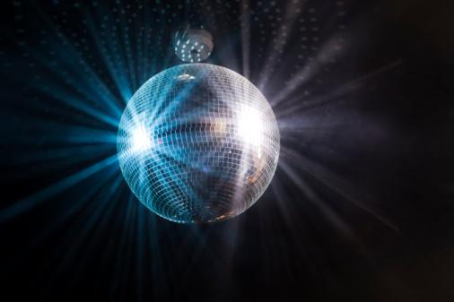 Mid-Atlantic - USA「Shinning Disco Ball」:スマホ壁紙(2)
