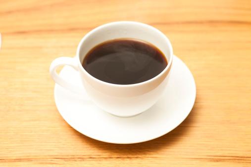 Vegetarian Food「Cup of Americano Coffee」:スマホ壁紙(15)