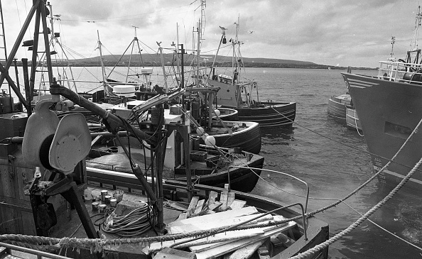 County Donegal「Killybegs Harbour 1988」:写真・画像(19)[壁紙.com]