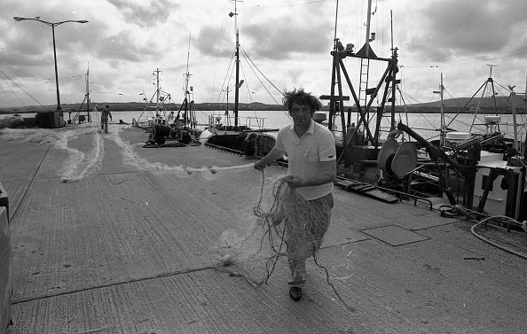 County Donegal「Killybegs Harbour 1988」:写真・画像(3)[壁紙.com]