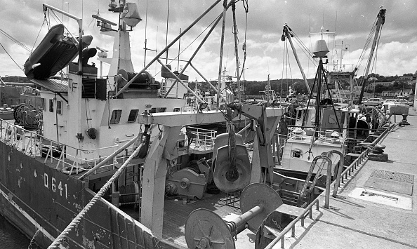County Donegal「Killybegs Harbour 1988」:写真・画像(11)[壁紙.com]
