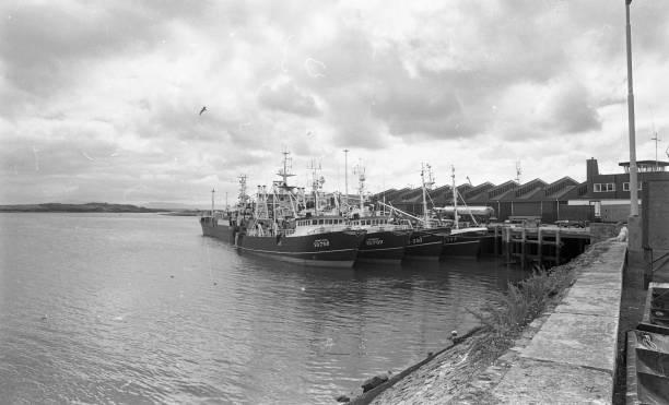 Killybegs Harbour 1988:ニュース(壁紙.com)