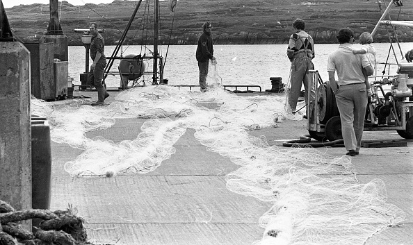 County Donegal「Killybegs Harbour 1988」:写真・画像(13)[壁紙.com]