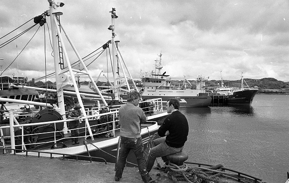 County Donegal「Killybegs Harbour 1988」:写真・画像(12)[壁紙.com]