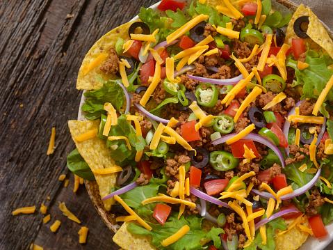 Taco「Beef Taco Salad」:スマホ壁紙(0)