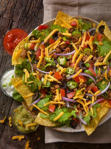 Taco「Beef Taco Salad」:スマホ壁紙(8)