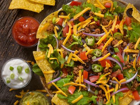 Buffet「Beef Taco Salad」:スマホ壁紙(15)