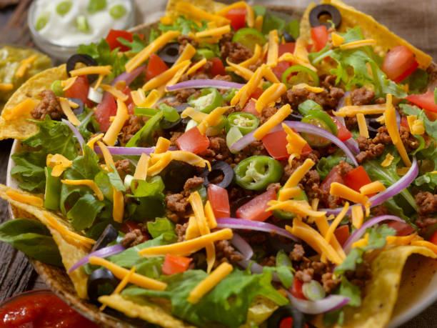 Beef Taco Salad:スマホ壁紙(壁紙.com)