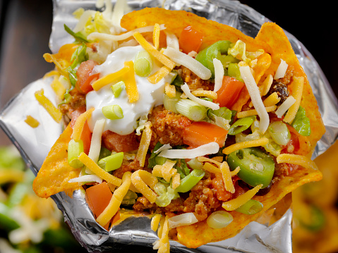 Taco「Beef Taco Salad in a Bag」:スマホ壁紙(9)