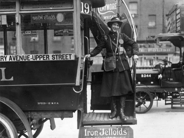 Bus「Wartime Clippie」:写真・画像(3)[壁紙.com]