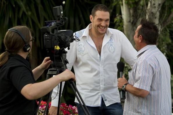 Tyson Fury「Max Clifford's Celebrity Golf Challenge Fund-Raising Weekend At The La Cala Resort」:写真・画像(2)[壁紙.com]